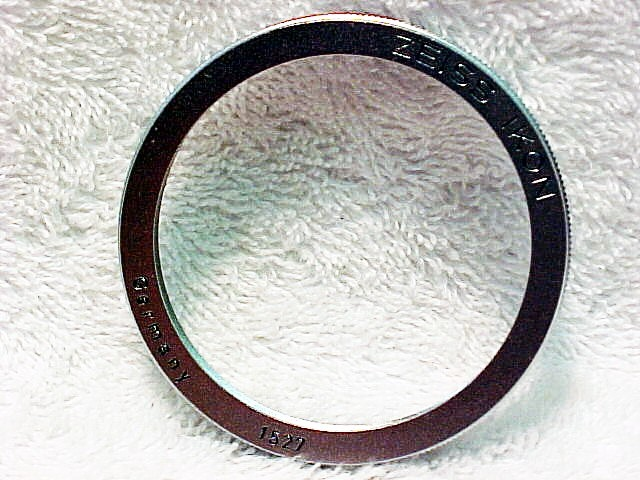 Adapter Ring for Early Contaflex Cameras