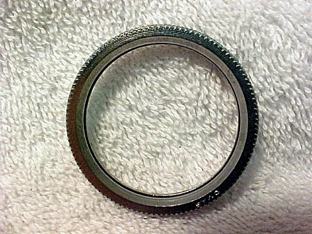 Bay I filter adapter ring for thin series V loose&l