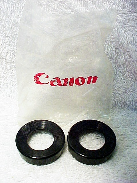 Canon Binocular Screw on eyepieces