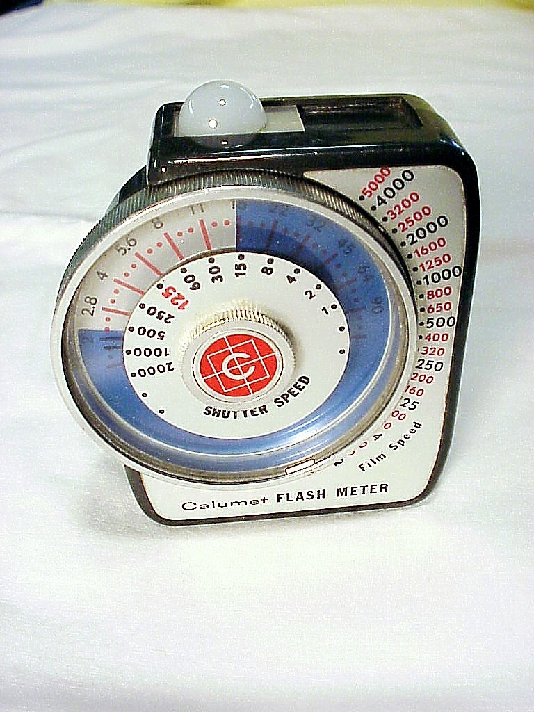 Calumet Flash Meter
