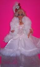 HOT SALE!! Happy Holidays Barbie Doll 1989 Vintage! - $6.99