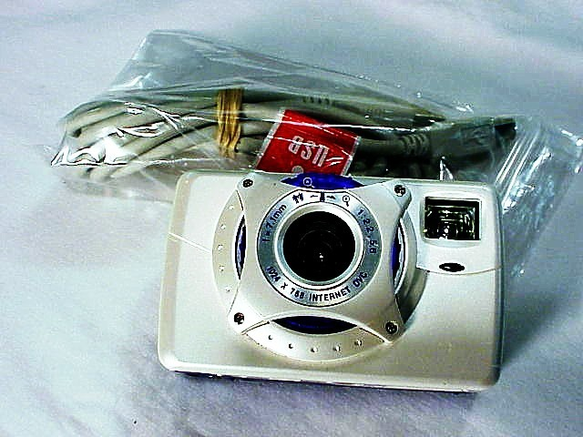 CE Digtal Camera (1024x768) w/ 7.1mm lens 1 MP (No 5)