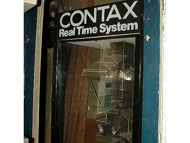 Contax store display case