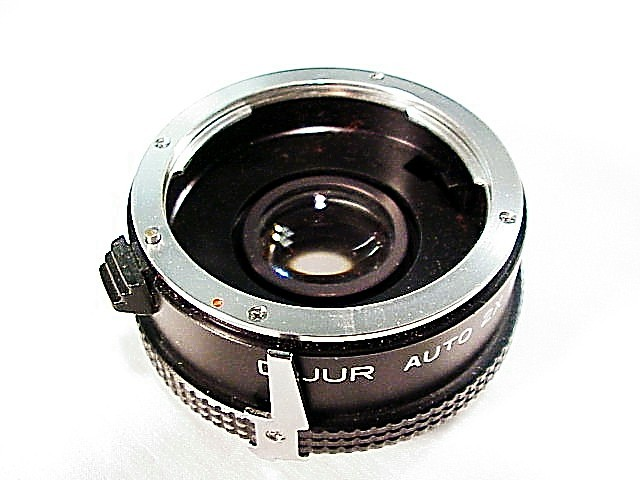 Dejur 2X Doubler for Nikon AI (No 18)