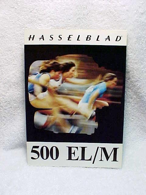500 EL/M Systems Brochure (1975) (xerox copy)