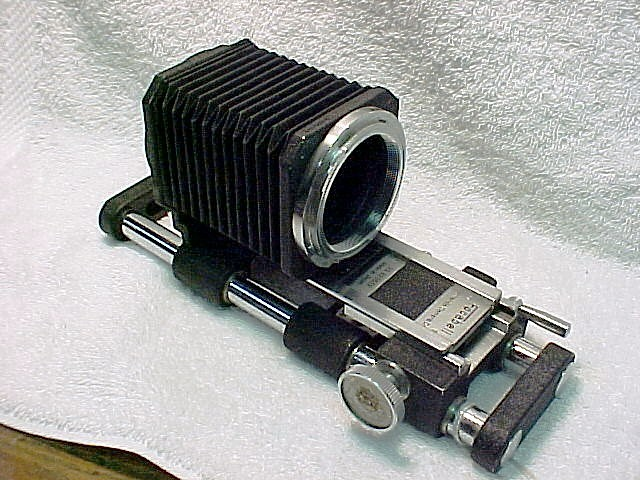 Focabell Macro Bellows Made By Miranda Camera Co.