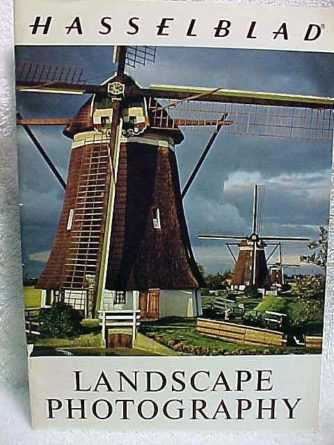 Hasselblad Landscape Photography Booklet 19 pgs (Xerox Copy)