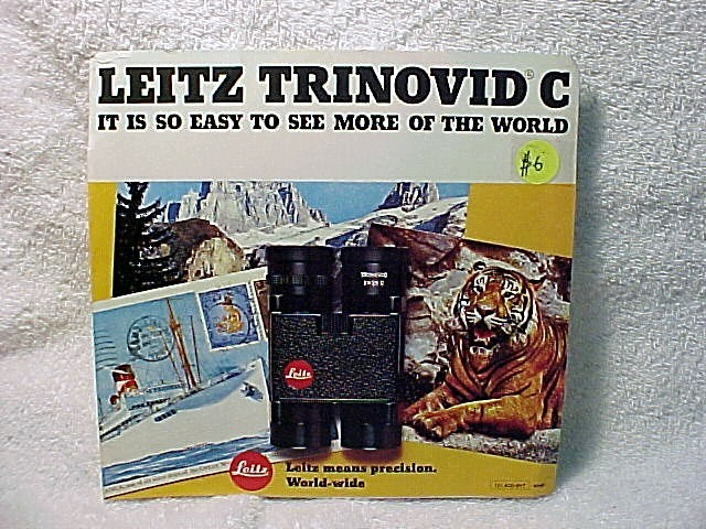 Leica Trinovid C It is so easy to see more of the world