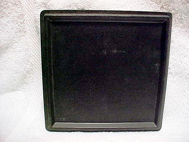 "Metal lens Board 6""x6"" round corners (Lip at rear) (No 10)"