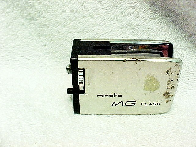 Minolta MG bulb Flash Unit (No1)
