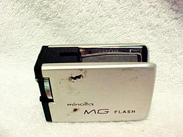 Minolta MG bulb Flash Unit (No 2)