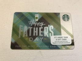 Starbucks Gift Card - NEW - Happy Father's Day 2016 - $3.49