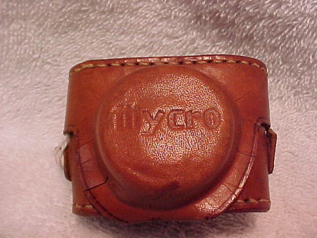 Mycro subminature camera case-torn strap  (No25)