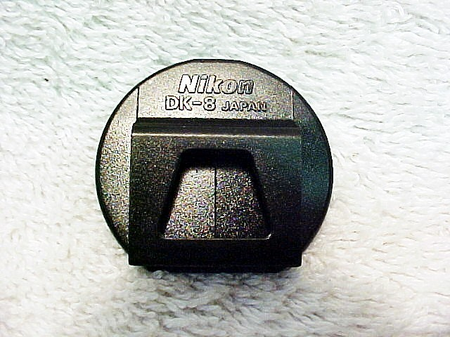 Nikon Eyepiece Shield for High eyepoint F3 Cameras
