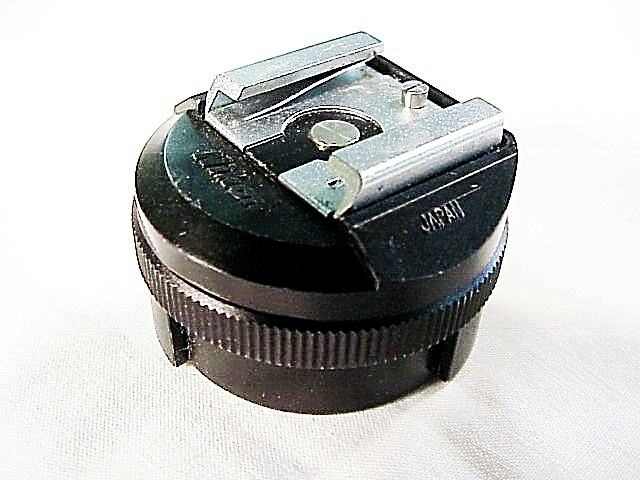 Nikon F Flash Shoe (No 4)