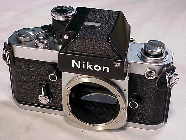 Nikon f2 photomic d