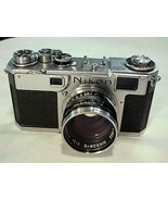 Nikon S2 Black Dial Camera - $1,499.00
