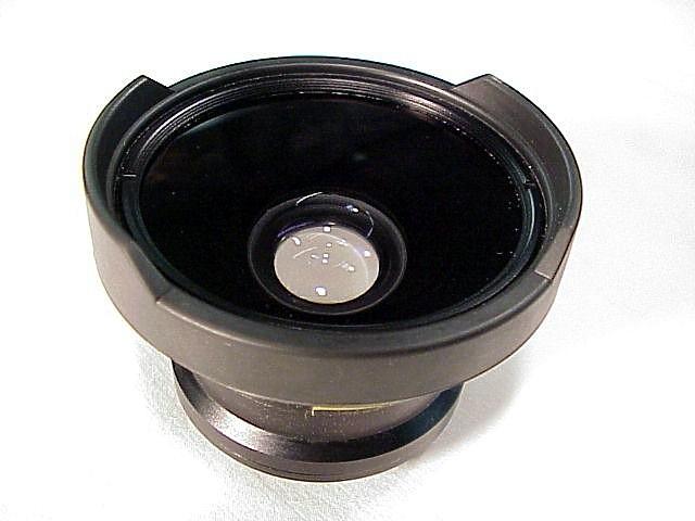 20mm Lens for Sea & Sea Motomarine II/EX