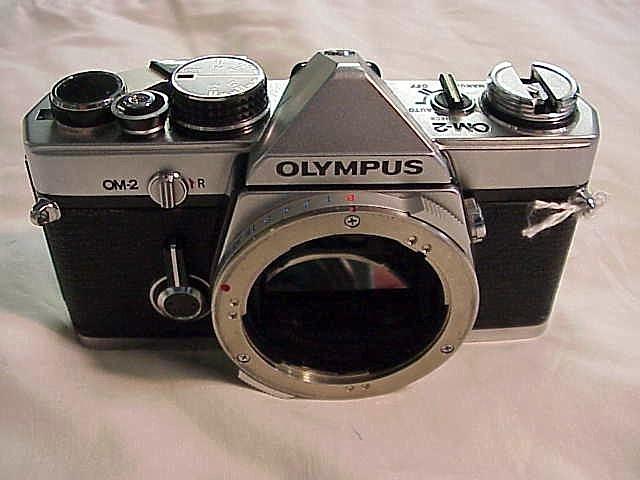 Olympus om