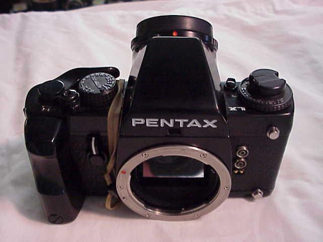 Pentax lx w fd2 pris