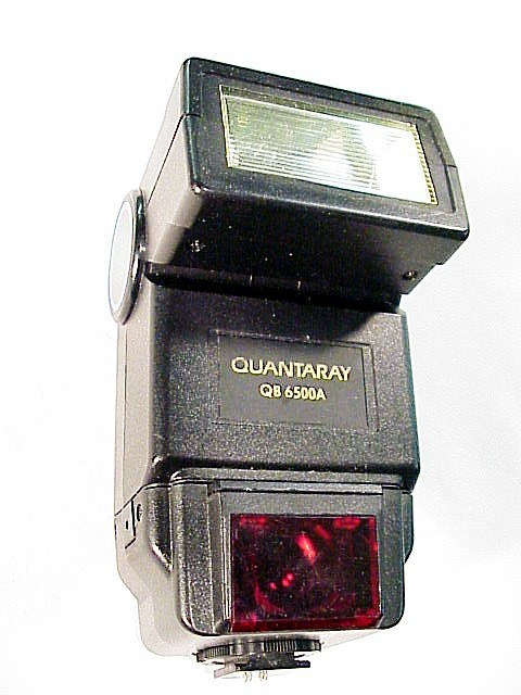 Quantary QB 6500A AF Flash for Canon EOS (No7)