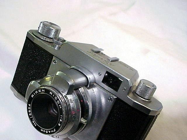 Recolet rangefinder camera
