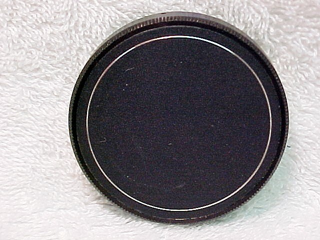 Rear Lens Cap Metal (Generic Brand) for Miranda Lenses (No23