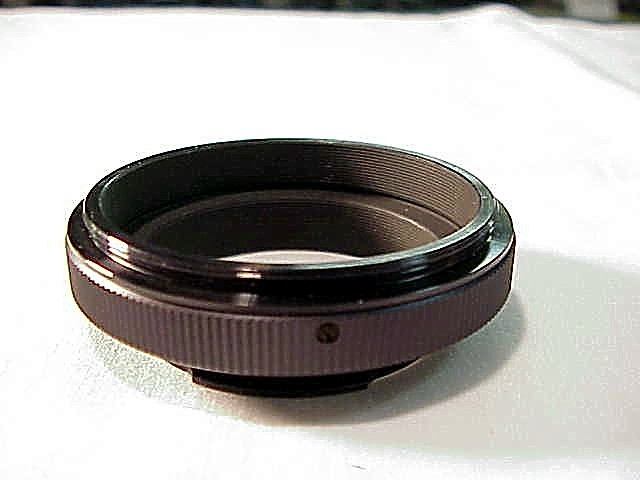 Reversing Ring (Soligar) for 52mm filter thread Minolta Lens