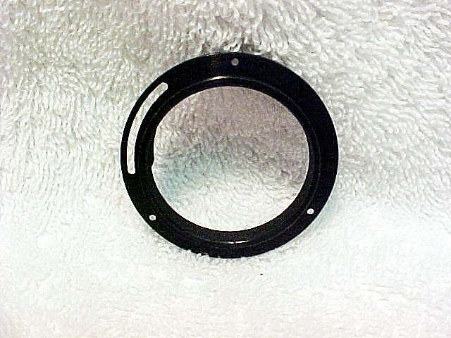 Ring for Early Hexanon 135mm f3.5 to Allow use on Autoreflex