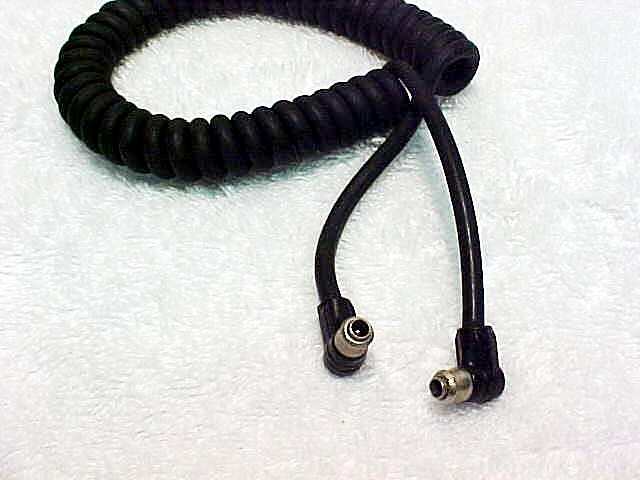 Rollei Sync Cord with Speical Lock-in end plugs (No 26)