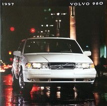 1997 Volvo 960 SEDANS sales brochure catalog US 97 2.9 - $10.00