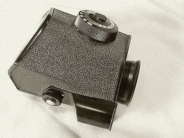 TTL Metered Prism for Kiev 60 (newer version)