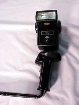 Vivitar 283 Flash with Bracket Handle (No 2) - $79.00