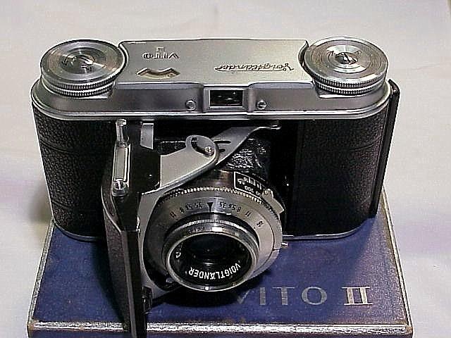 Vito ii voigtlander 35mm compact came