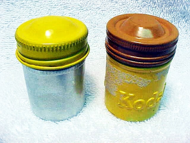 Kodak Film Canisters (for 35mm) (No 3)