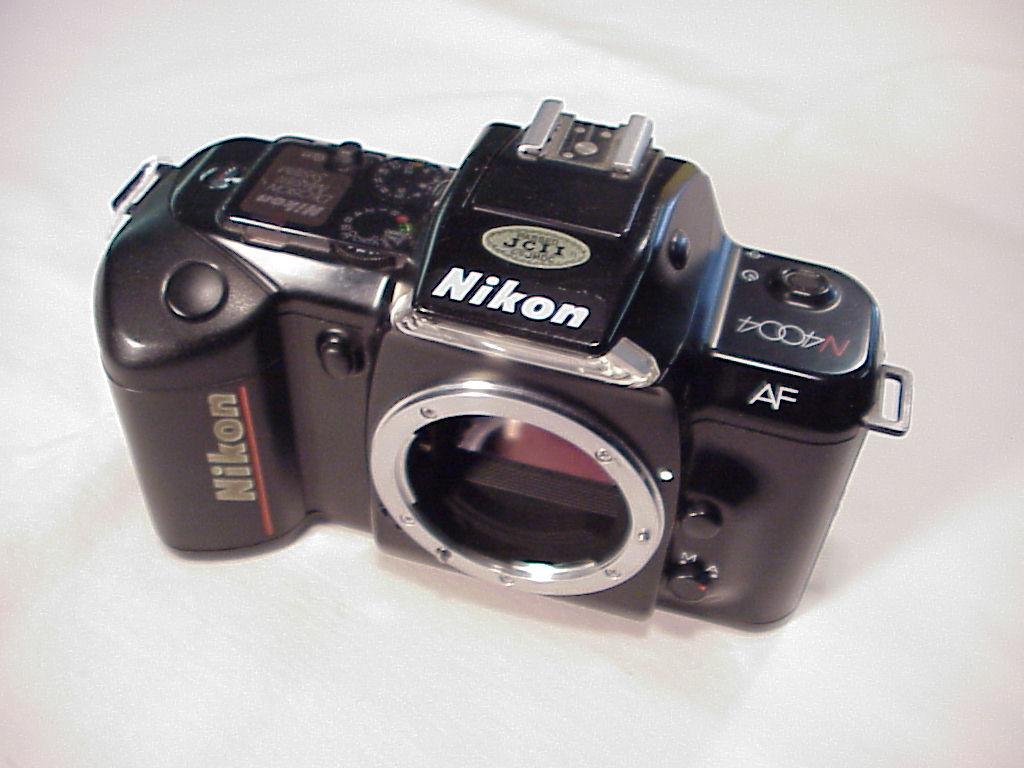 Nikonn4004body