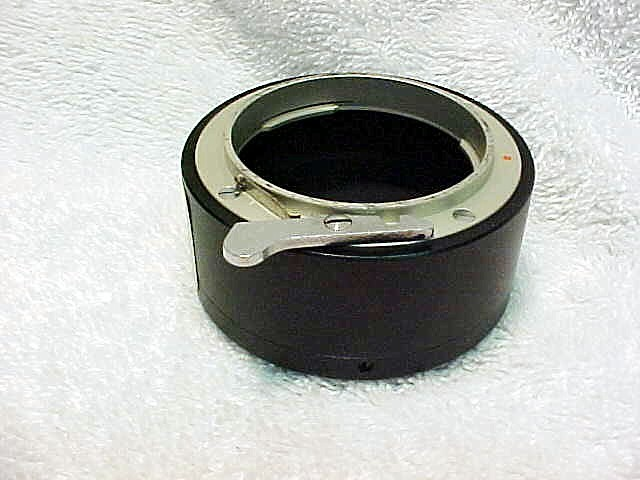 Exakta Lenses to C Mount adapter