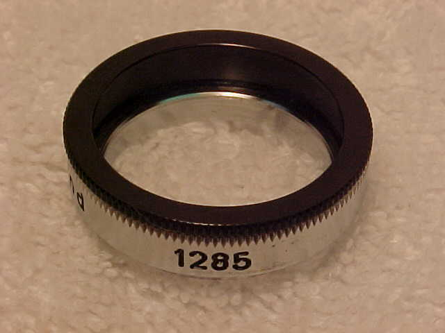 Hood/Filter Adapter Ring #1285  (fits 13mm f1.8 YVAR) (No 9)