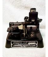 Griswold Jr Model 8/16mm Cast Iron Splicer (No 12) - $95.00