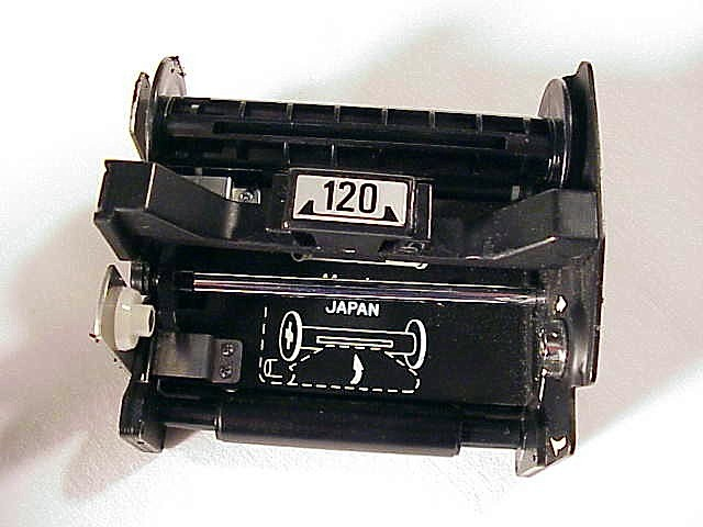 Mamiya 120 Film Insert for M645