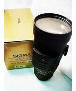 180mm f2.8 APO Macro Sigma for Minolta MD (New) - $760.00