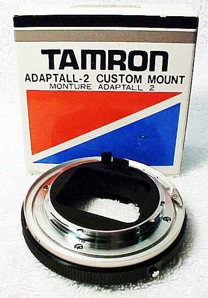Konica Tamron Adaptall 2 Mount  (No5A)