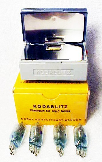 Kodablitz Flash for AG-1 Flash Bulbs (new)