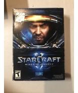 StarCraft II: Wings of Liberty (Windows/Mac: Mac and Windows, 2010) - $12.49