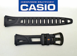 Genuine CASIO WATCH BAND STRAP STR-300S-2V STR-300S  Navy Blue RUBBER - $17.75