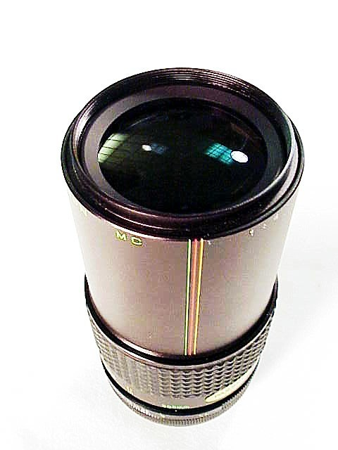 200mm f4.5 Makinon Lens for Canon FD mount