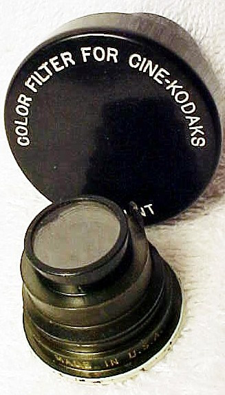 Haze Filter in Kodak W Filter Mount (No 53)