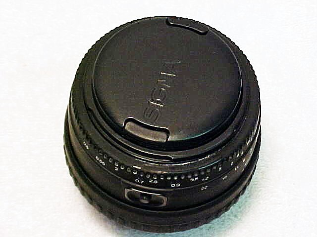 28-70mm f3.5-4.5 IA Sigma Macro Zoom for Maxxum Dynax/Xi (ne