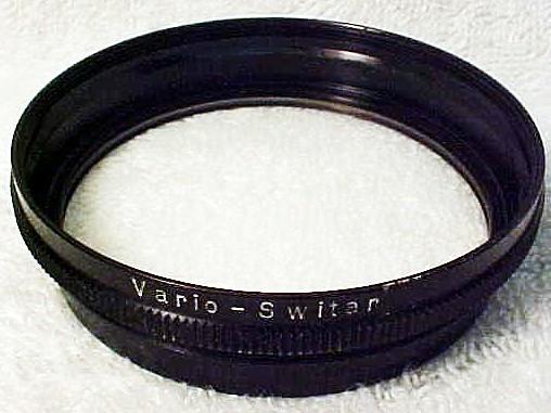 0.9 Meter ( 3 feet) Bolex Vario-Switar Closeup Lens (No 64)