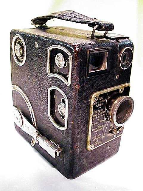 Siemens B 1933 Movie Camera